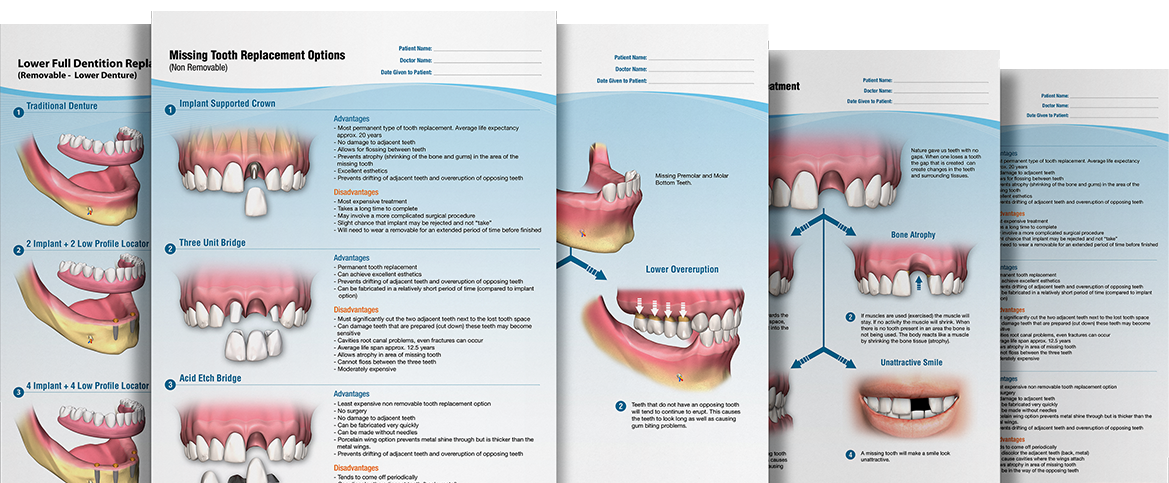 Dental Brochure Software