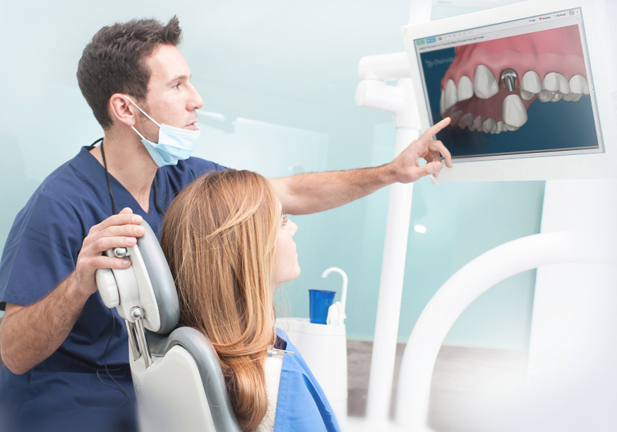Image result for Dentists with patients